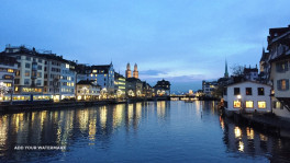 Guide tour in Zurich